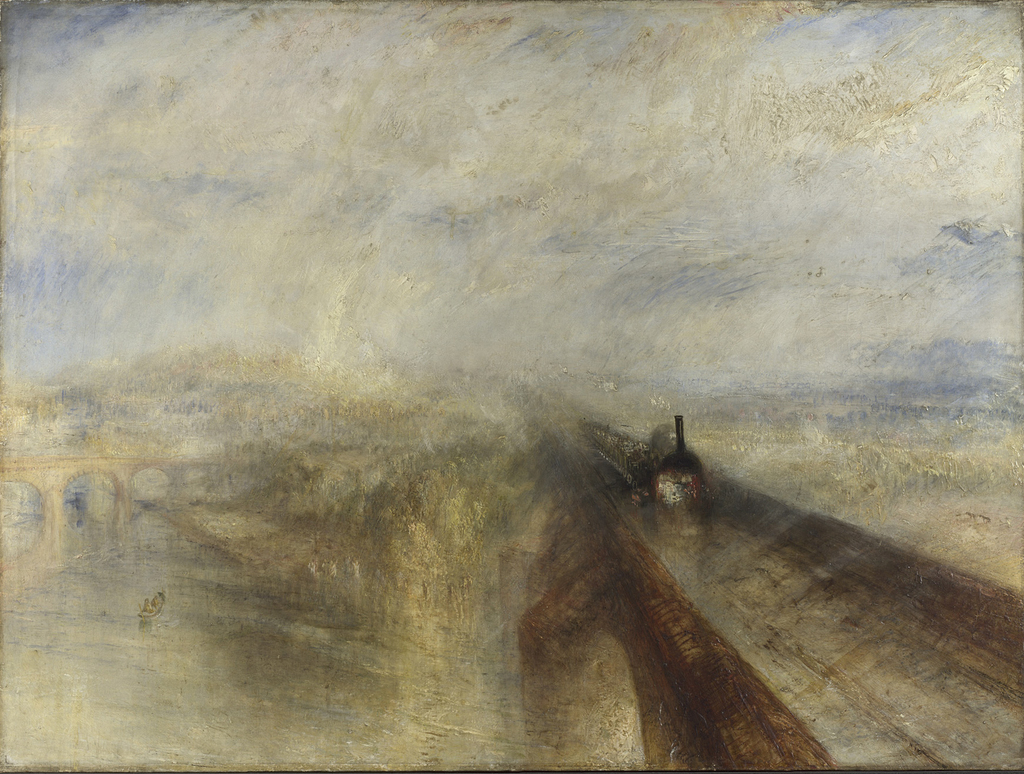Rain, Steam, and Speed – The Great Western Railway