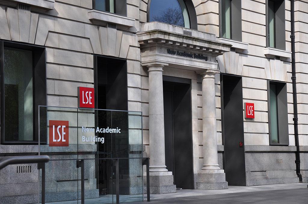 LSE building