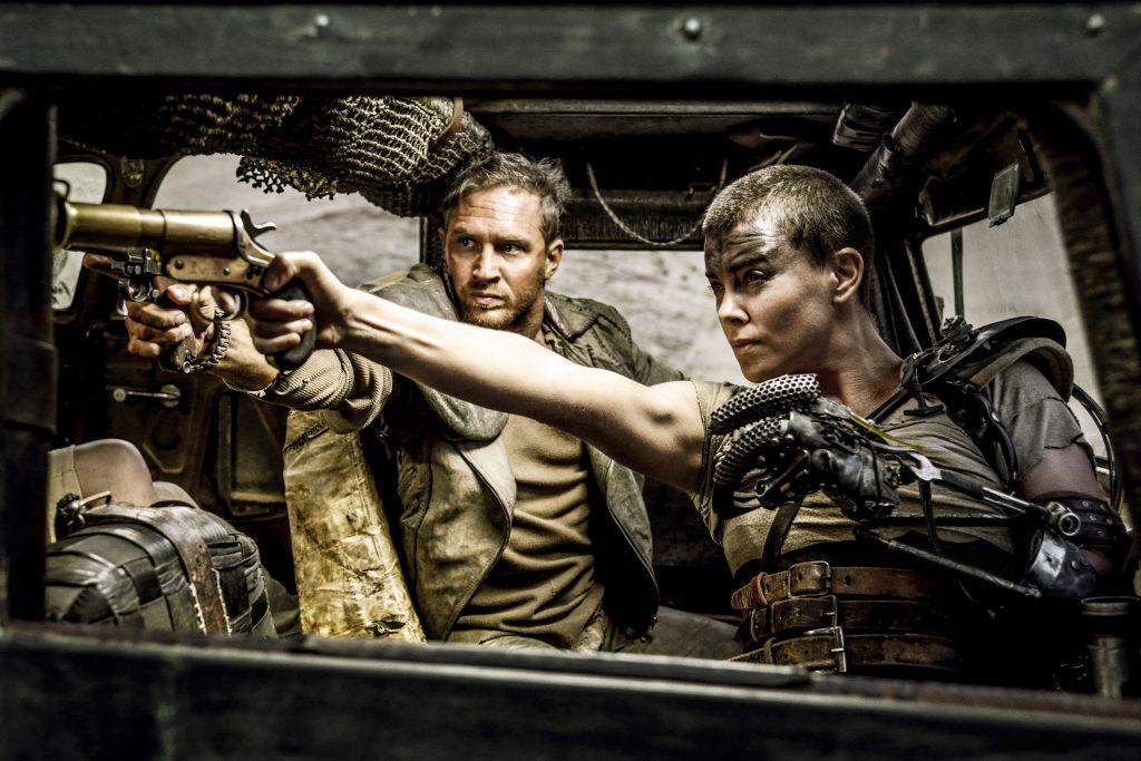 Still from Mad Max: Fury Road