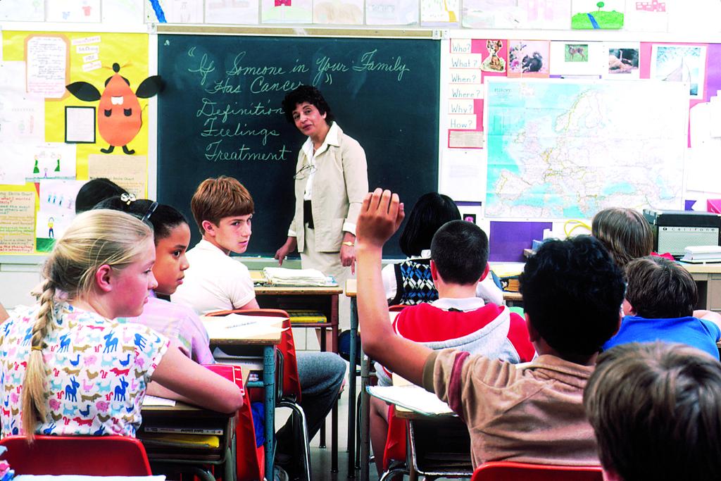 Children_in_a_classroom. Keywords: Prevent racist Islamophobia Islamophobia British values