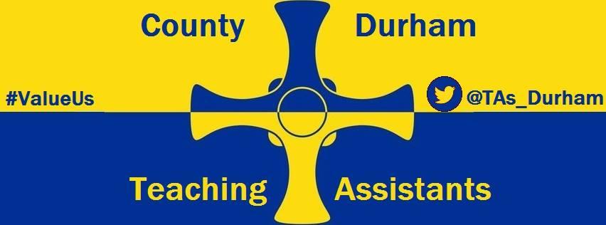 Durham TA's campaign logo