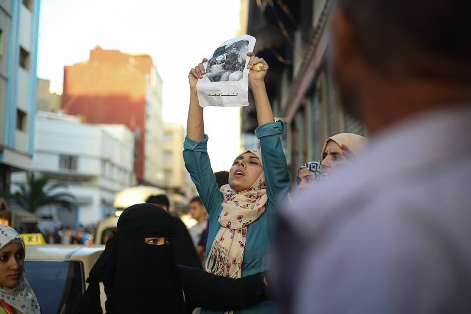 Rif protests July 20th