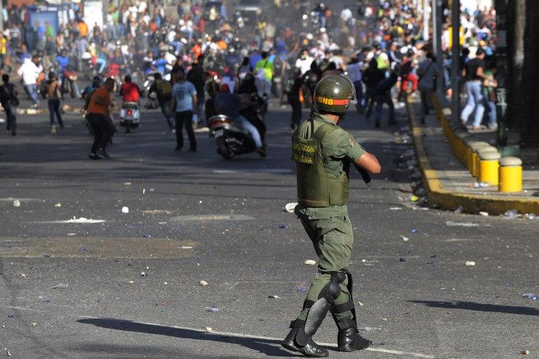 Socialism crisis in Venezuela