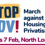 Stop HDV March - Weds 7 Feb, North London