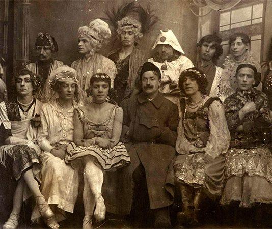 LGBT Russians, 1921