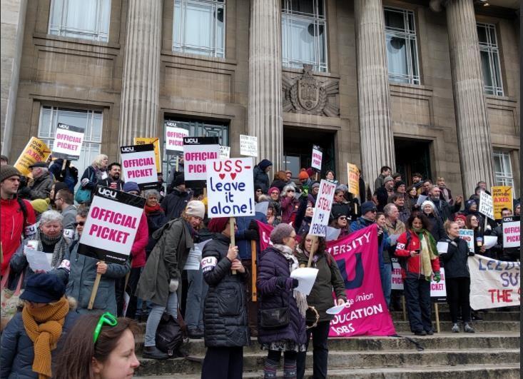 ways to support UCU strike