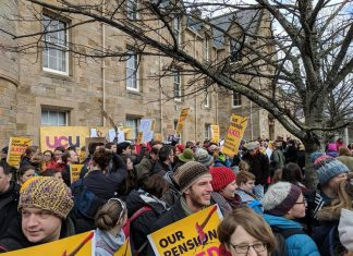 UCU strike news