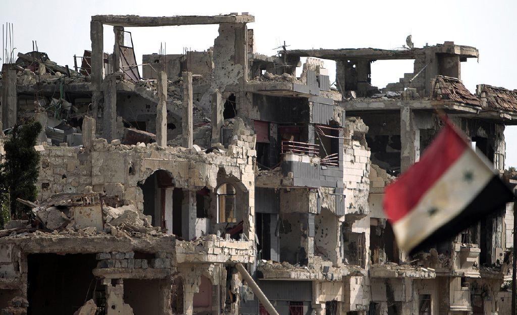 Syrian Civil War socialist revolution