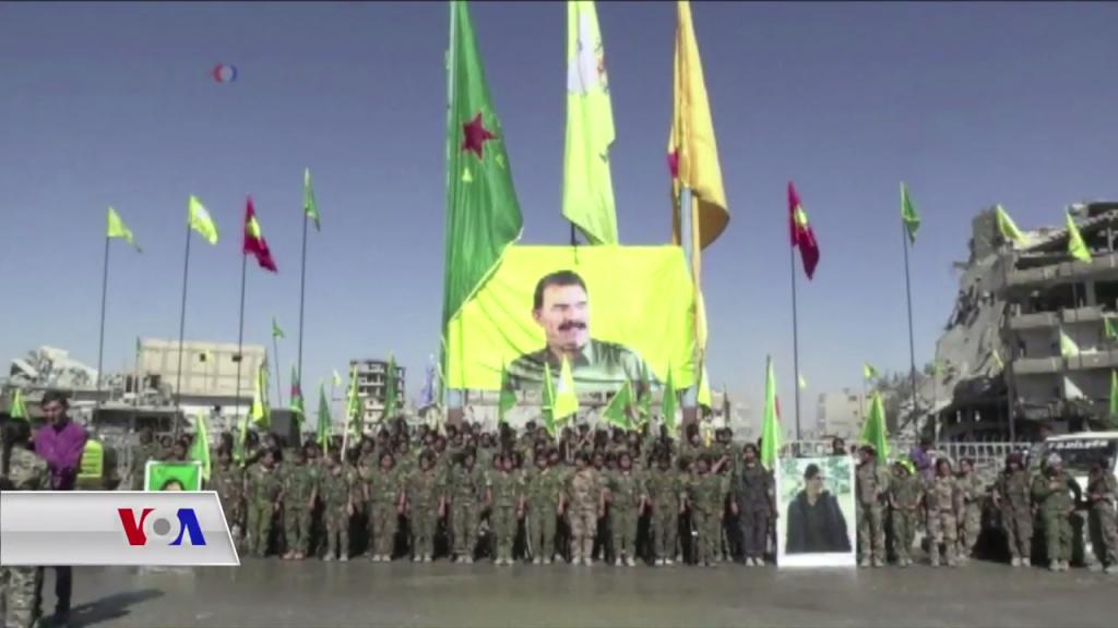 Kurdistan Syria ISIS
