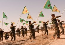 Kurdish national liberation struggle