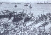 The landing at Al Huceima, 8 September 1925