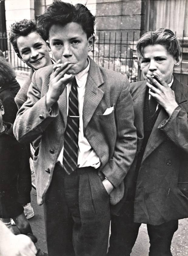 1960s Teddy Boy Drape Jacket