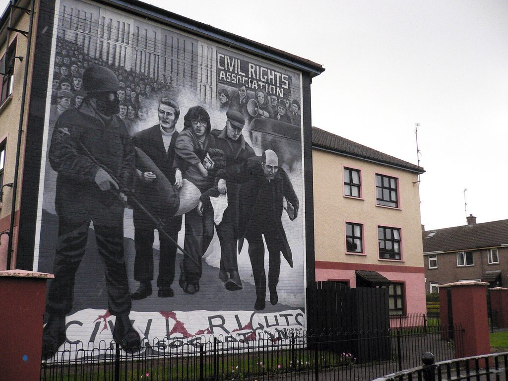 Bloody Sunday cover-up