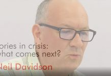 Tories in crisis: what comes next? Neil Davidson