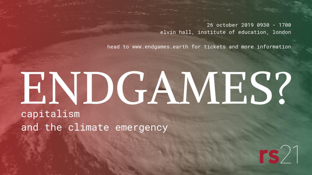 Endgames event image