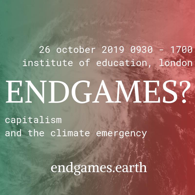 ENDGAMES conference