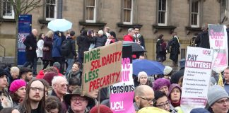 More solidarity less precarity