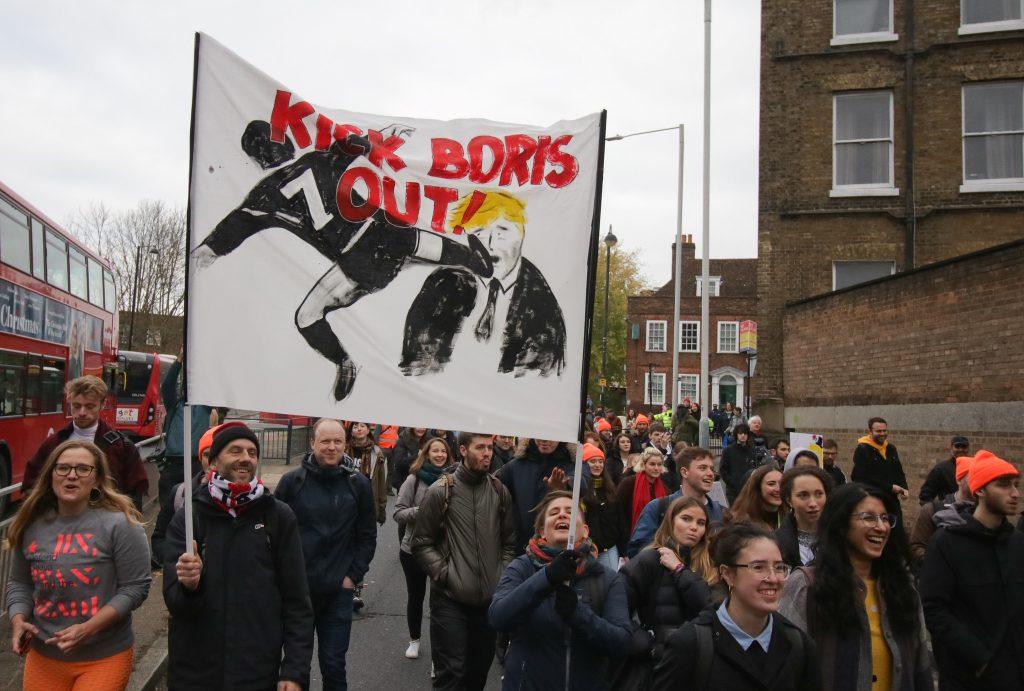Kick Boris Out