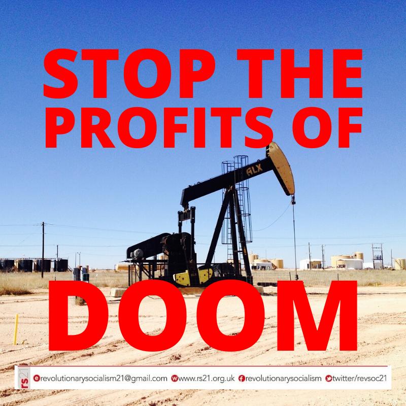 Stop the profits of doom