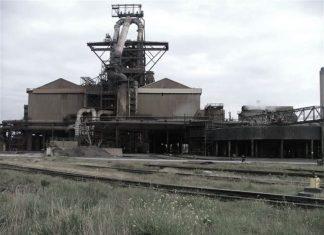 Redcar blast furnace