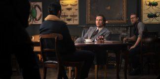 Film still from The Gentlemen