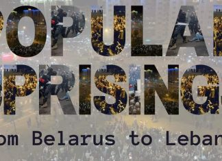 Popular Uprisings in Lebanon and Belarus