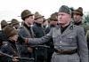 Mussolini inspecting troops, 1945 Keywords: fascism Trump US USA far right far-right antifa