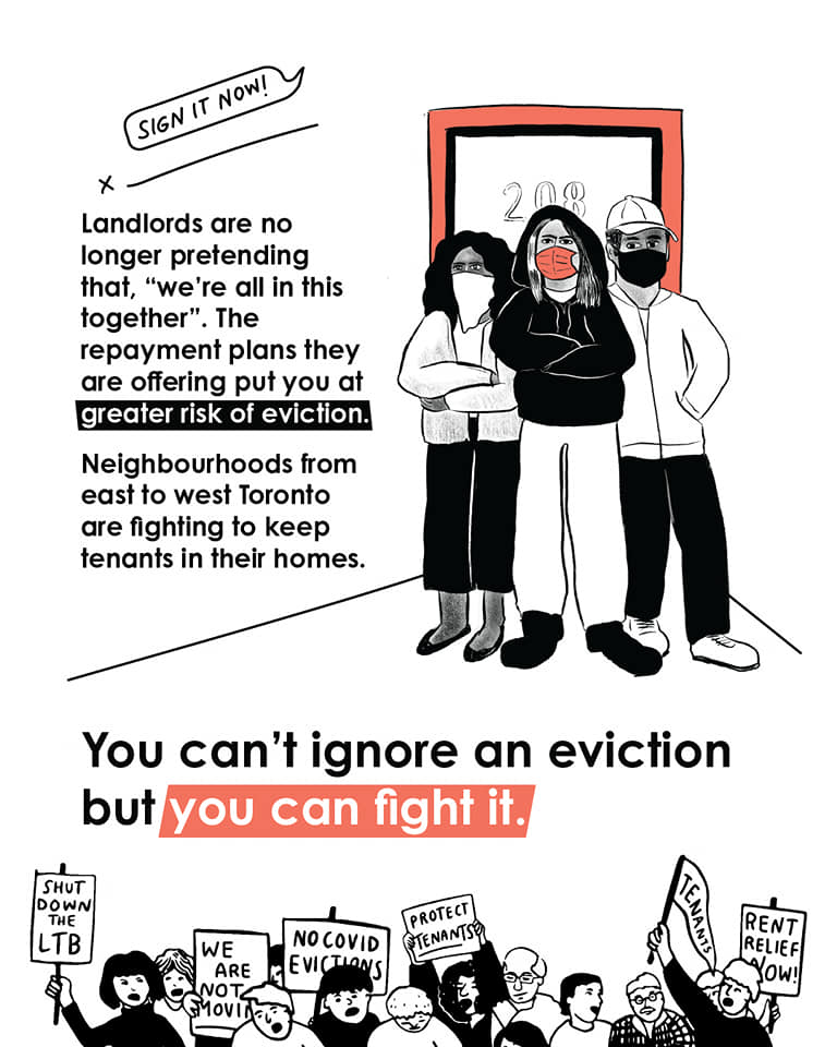 Graphic by Parkdale Organize