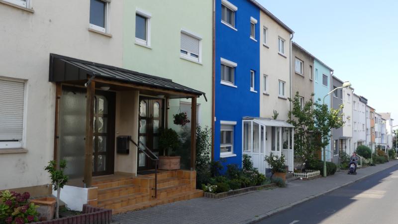 Housing in Siedlung Nonnenpfad